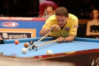 Efren Reyes at 2005 U.S.Open